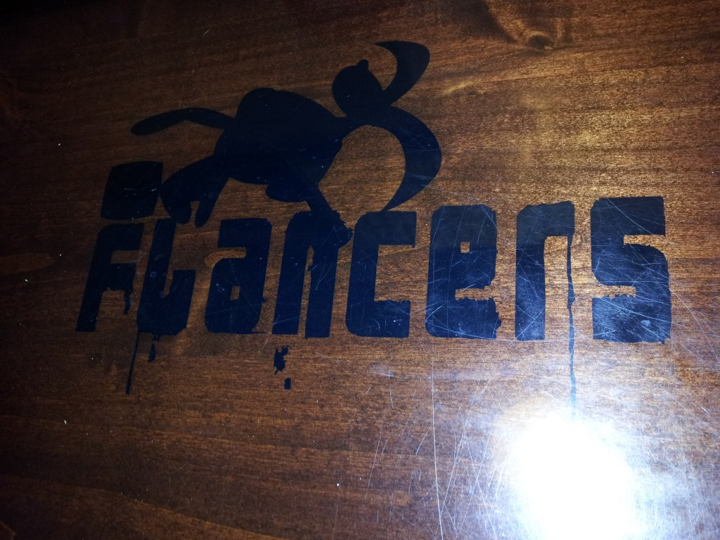 Flancers Table