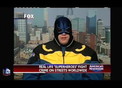 Real Life Superhero