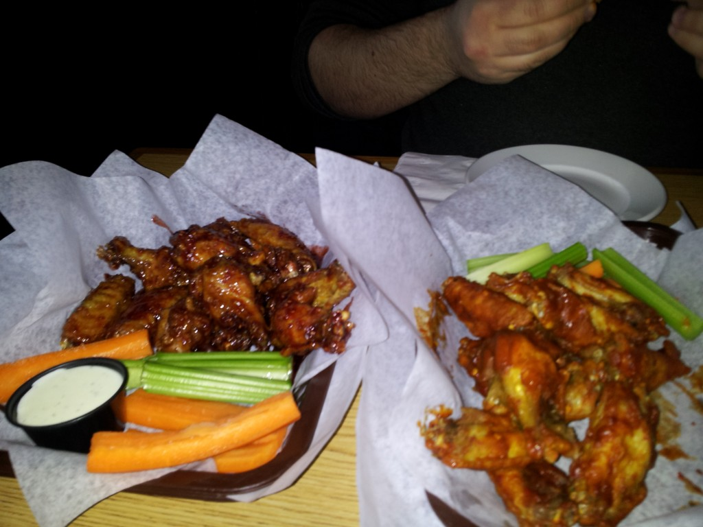 CK's Tavern and Grill Hot Wings
