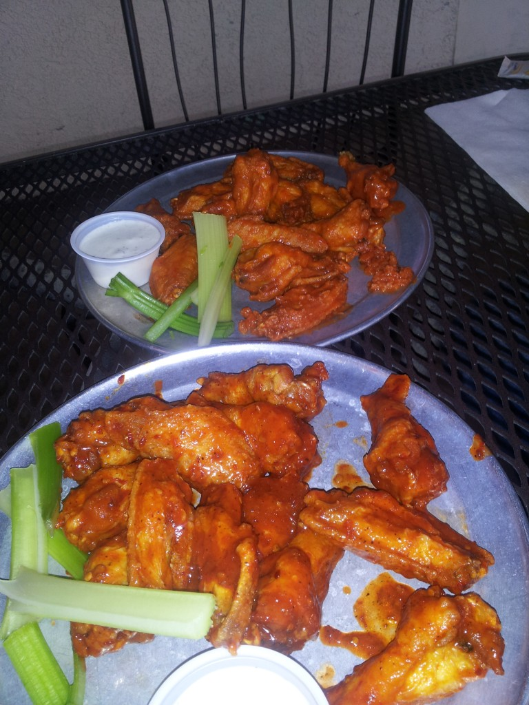 Native New Yorker wings