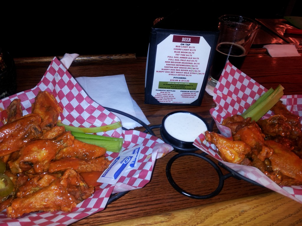 nypd pizza wings hells kitchen