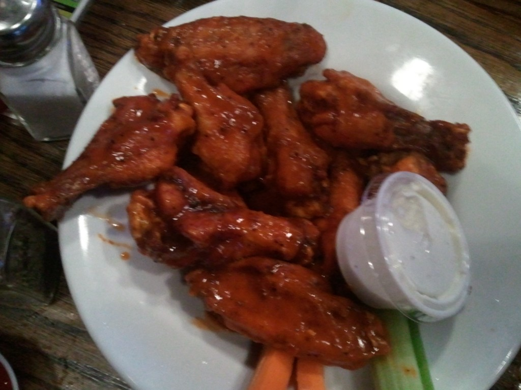 Cogburn's Hot Wings