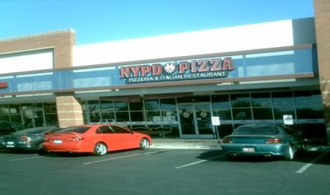 nypd pizza chandler