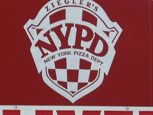 NYPD pizza wings