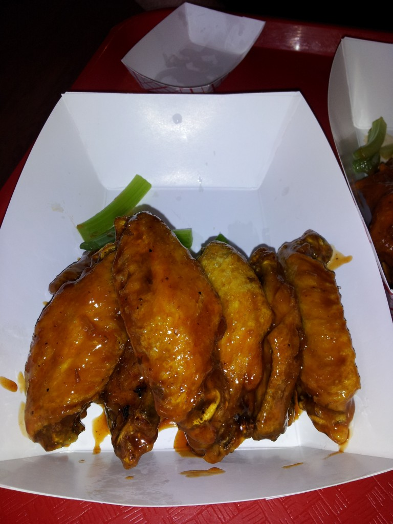 atl wings honey habanero