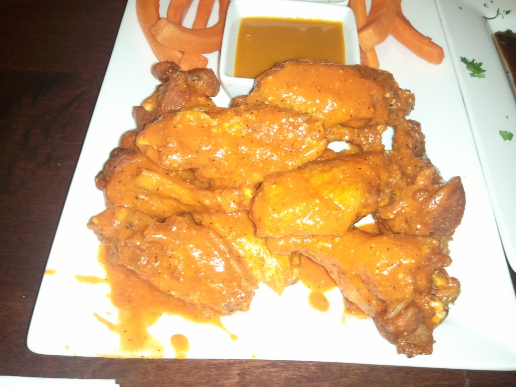 Rehab Burger Therapy Medium wings