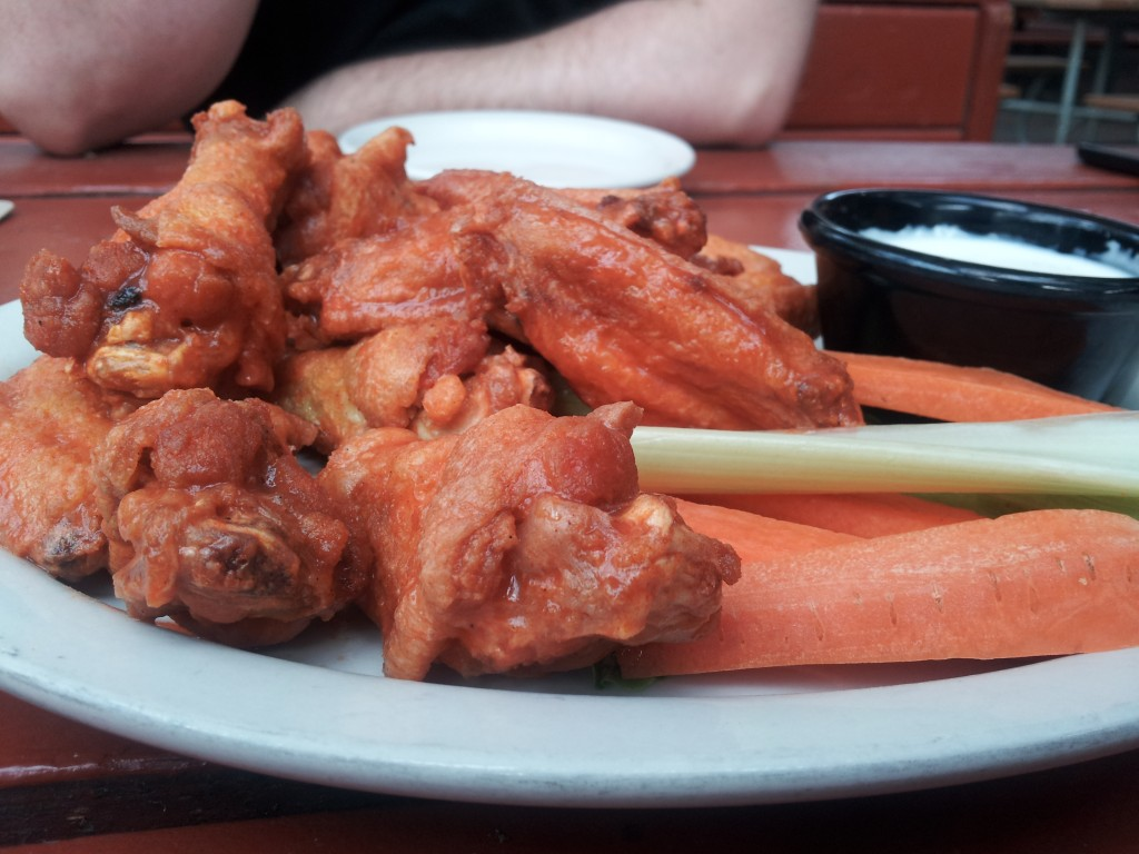 Casey Moore's Buffalo wings