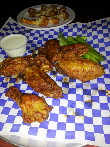 Casey Jones wings