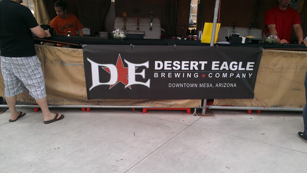 Desert Eagle Brewing