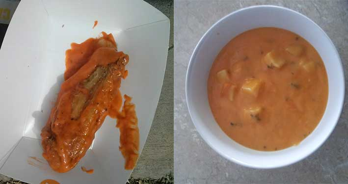 Buffalo Wild Wings and Campbell's Kickin' Buffalo Style Chicken Soup